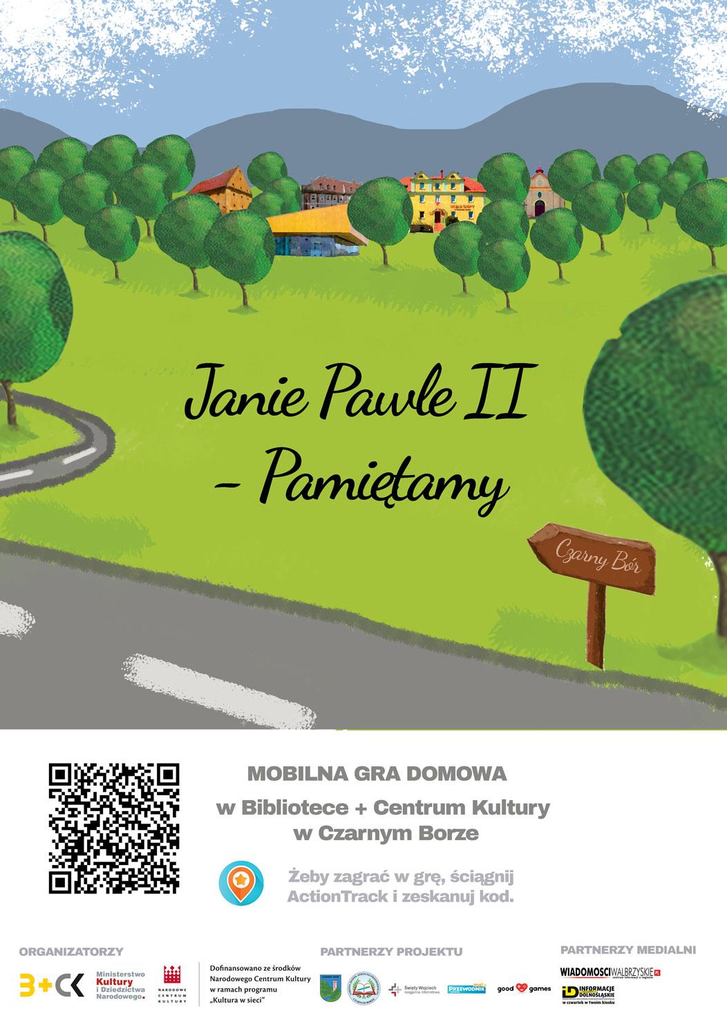 Janie Pawle II - Pamiętamy - Mobila gra domowa